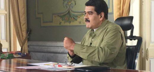 Nicolás Maduro|VTV