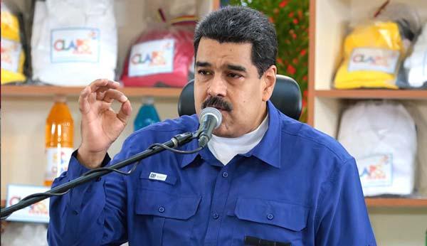 Nicolás Maduro|Foto: AVN