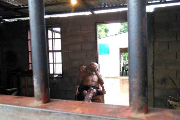Enfermos de paludismo en San Félix |Foto: Correo del Caroní