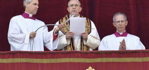 Papa Francisco pide poner fin a tensiones en Venezuela | Foto: AFP
