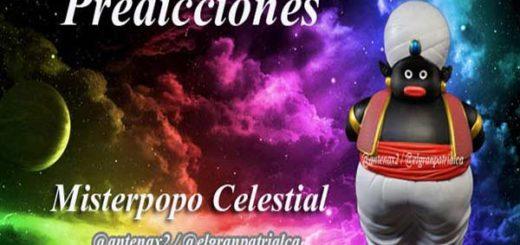 Nuevas predicciones de Misterpopo Celestial