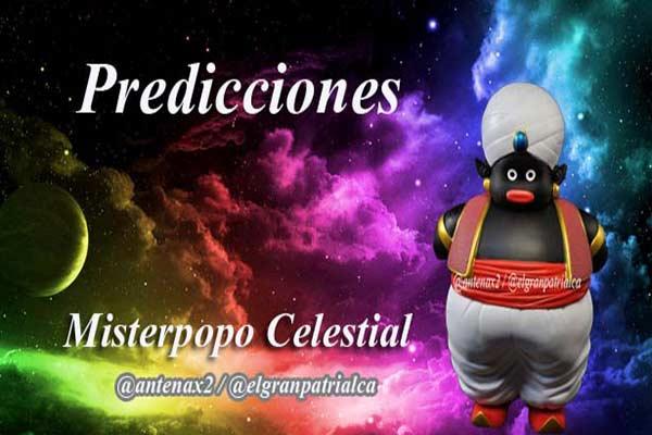 Nuevas predicciones de Misterpopo|Foto: @Elgranpatriarca