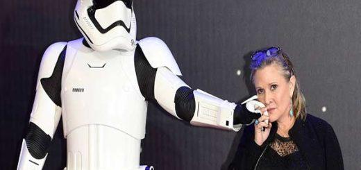 Carrie Fisher le dio vida a la Princesa Leia en Star Wars| Foto: El País