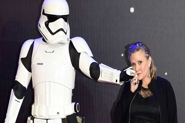 Carrie Fisher obtiene una nominación póstuma a los premios Emmy | Foto: El País