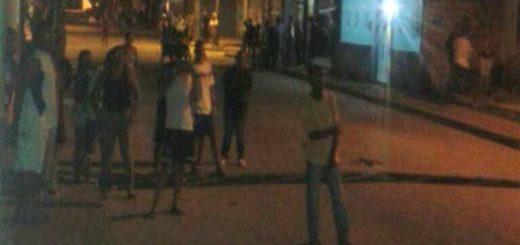 Protesta por bolsas Clap en Valencia dejó 10 heridos |Foto: El Nacional