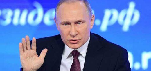 Vladímir Putin | Foto: AFP