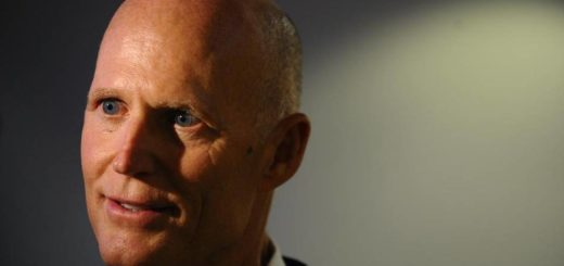 Rick Scott, gobernador de Florida | Foto referencial
