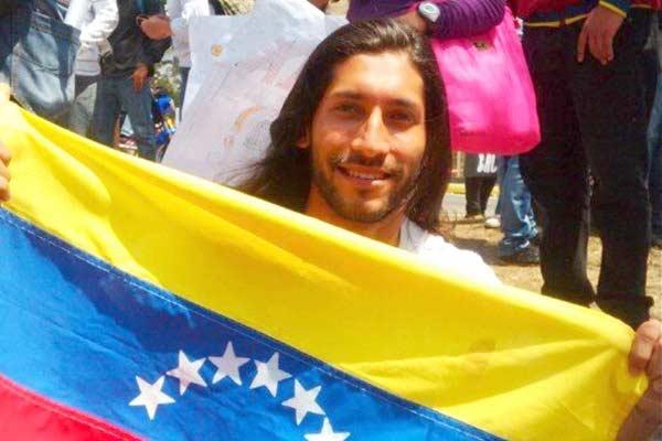 Renzo Prieto, preso político del Gobierno Nacional |Foto: El Informe
