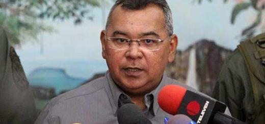 Néstor Reverol, Ministro de Justicia, Interior y Paz |Foto: Vtv