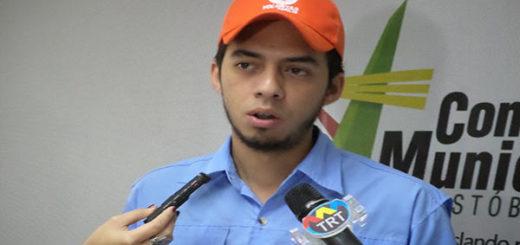 José Vicente García, concejal de San Cristóbal | Foto: Cortesía