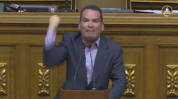 Tomás Guanipa|Captura de video