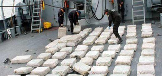 Venezolano que traficaba grandes toneladas de cocaína fue detenido en República Dominicana|Foto referencial