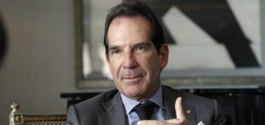 Presidente de BOD, Víctor Vargas Foto: Efecto Cocuyo