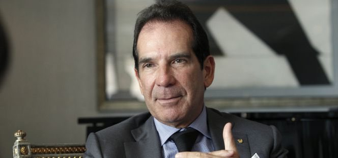 Presidente de BOD, Víctor Vargas|Foto: Efecto Cocuyo