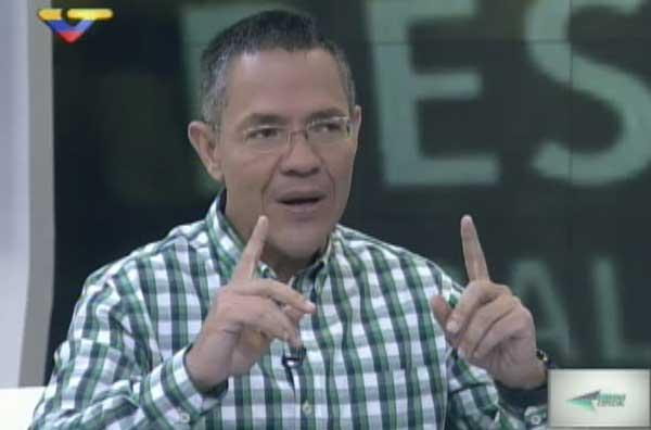 Ernesto Villegas | Foto: @VTVCanal8