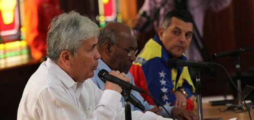 Ministro para para Agricultura Productiva y Tierras, Wilmar Castro Soteldo | Foto:  @ViceVenezuela