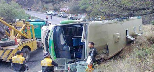 Al menos seis muertos dejó accidente de autobús en Brasil | Foto referencial