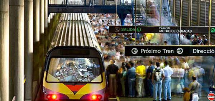 Metro de los Teques | Foto: ACN