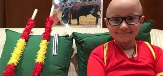 Adrián sufre de Sarcoma de Ewing | Foto: El puntero