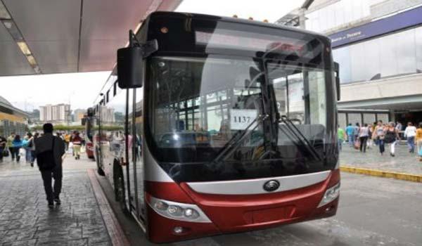 11 rutas de Metrobús se mantienen suspendidas | Foto cortesía