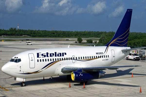 Avión de la aerolínea Estelar aterriza de emergencia |Foto: La Verdad de Vargas