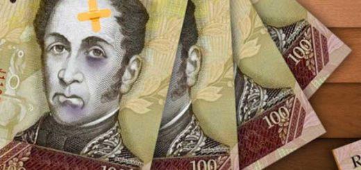 Lanzan dinero al piso en señal de protesta por nuevo cono monetario | Foto: Archivo