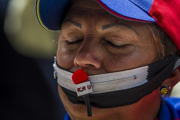 En Venezuela hay serias violaciones a la libertad de expresión, dice experto de la ONU | Foto: Archivo