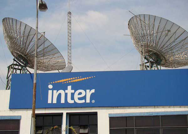 Inter aumentó precios de servicios   Foto referencial