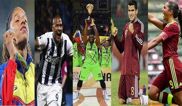 10 momentos que marcaron el deporte venezolano en 2016 | Composición
