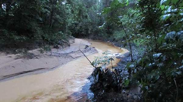 Derrame petrolero en Monagas, Anzoátegui