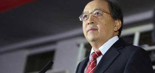 Xiao Tian, exvicepresidente de la Federación Internacional de Baloncesto (FIBA) | Foto cortesía