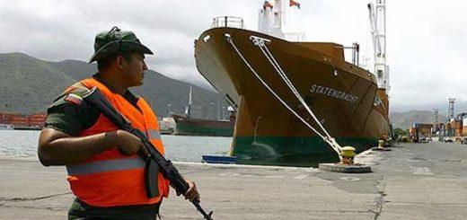 El ejército tomó control de los puestos y la distribución de comida | Foto referencial