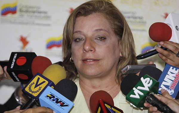 Exministra Eugenia Sader   Foto: Archivo