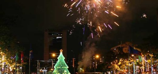 Familias podrán despedir el 2016 en plazas de Caracas | Foto referencial