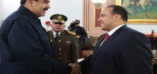 Nicolás Maduro designa a Leoncio Guerra como director de la Sudeban |Foto: Panorama