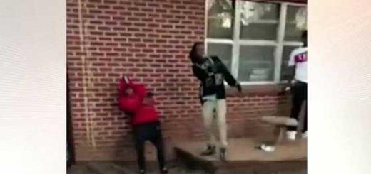 El mannequin challenge de 22 jóvenes armados que alertó a la policía en EEUU | Foto: Captura de video