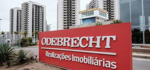 Odebrecht | Foto: AFP