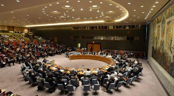 Consejo de Seguridad de la ONU |Foto archivo