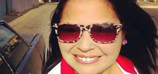 Periodista atacada por su novio | Foto: Facebook