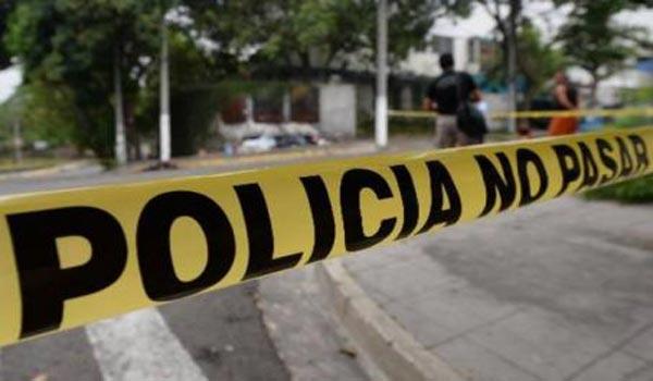 Un hombre asesinó a su mujer y a cinco familiares en Argentina   Foto referencial