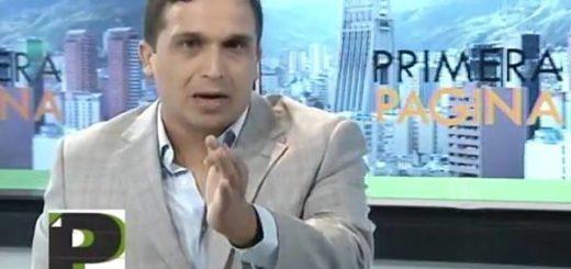 Edwin Rojas | Foto: Captura de video