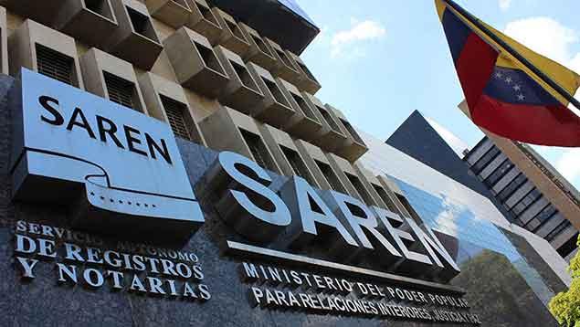 Saren reactivó sus servicios en todo el país | Foto: cortesía