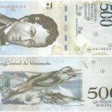 Elementos de seguridad de los nuevos billetes | Imagen: BCV