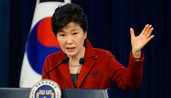 Presidenta de Corea del Sure, Park Guen-Hye | Foto: Getty Images