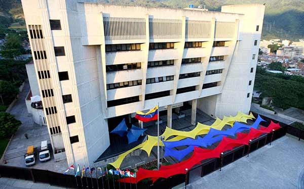 Tribunal Supremo de Justicia (TSJ) |Foto archivo