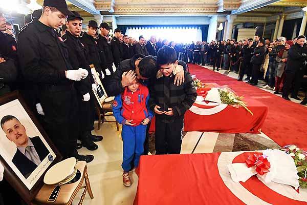 La semana pasada unos 800 yihadistas tunecinos regresaron al país