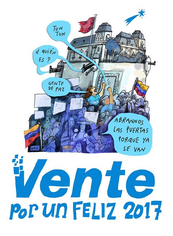 Imagen: Vente Venezuela