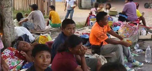 Venezuelanos en Brasil | Foto: tvfolha