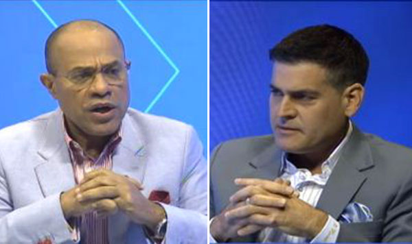 Vladimir Villegas / Roberto Messuti   Foto: Captura de video
