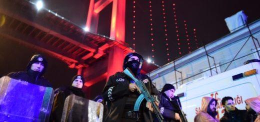 Masacre en Estambul, Turquía
